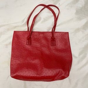 Orion Bright Red Tote